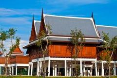 Village thaï Images stock
