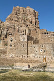 The village of Thula on Yemen Stock Image