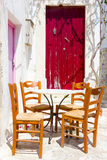 Village in Tinos Island,Greece Royalty Free Stock Image