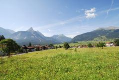 Village in Tirol Stock Images