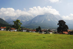 Village in Tirol Stock Photos