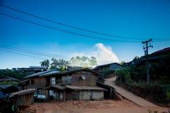 Village tribal Photos libres de droits