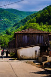 Village On Turkish Countryside Royalty Free Stock Images
