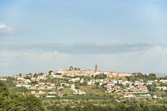 Village Tuscany Stock Images