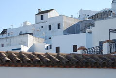 Village type spanish Stock Images