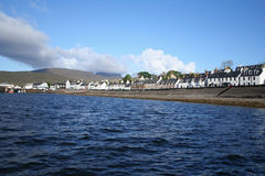 Village of Ullapool Royalty Free Stock Image