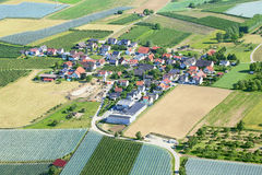 Village Unterlottenweiler  in Germany Stock Photo