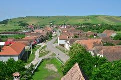 Village street Stock Image