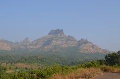 Beautiful Nature of chanderi Fort Stock Photos