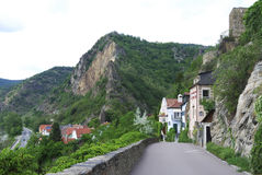 Village In The Wachau Stock Images