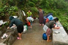Village women Stock Image