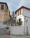 Village Of Xanthi in Greece royalty free stock image