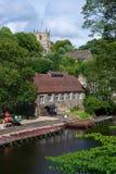 Village in Yorkshire Stock Photos