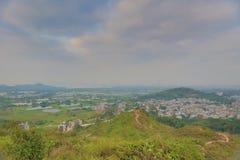 Village at yuen Long 2016 Stock Image