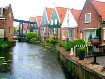 Village Zaanse Schans Royalty Free Stock Photography