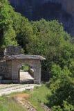 Village of Zagoria Epirus Greece Royalty Free Stock Photos