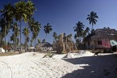 Village, Zanzibar Stock Photography