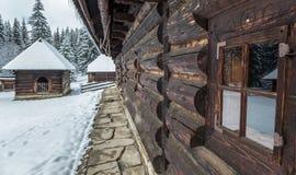 Village Zuberec, Slovakia Stock Photos