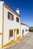 Villagein portoghese Almograve Immagine Stock Libera da Diritti