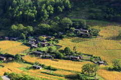 Villages Stock Image