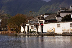 villages antiques Photo libre de droits