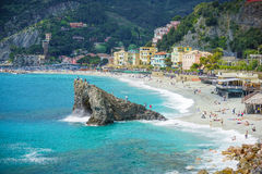 Villages on coast of La Spezia province in Liguria, Italy. Browse my gallery for more images from italy Stock Photos