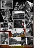 Villages espagnols images libres de droits
