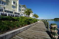 The Villages, Florida Stock Image