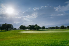 Villages Golf Panoramica Royalty Free Stock Image