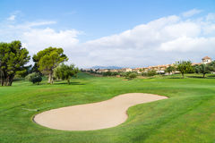 Villages Golf Panoramica Royalty Free Stock Photo