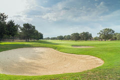Villages Golf Panoramica Royalty Free Stock Photography