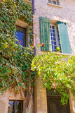 Villages in Provence Royalty Free Stock Photo