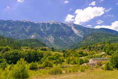 Villages in Provence Stock Image