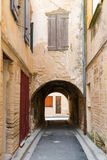 Villages in Provence Stock Photo