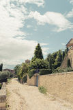 Villages in Provence Royalty Free Stock Photography