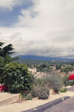 Villages in Provence Stock Photography