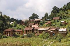 villaggi Fotografie Stock