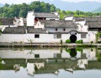 Villaggi antichi Fotografia Stock Libera da Diritti