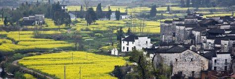 Villaggi di bellezza Fotografia Stock Libera da Diritti