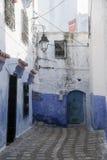 villaggi turistici del Marocco, Chefchaouen Immagine Stock