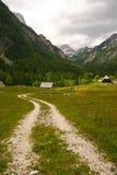 Villaggio fotografie stock