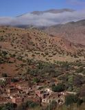 Villaggio 3 di Berber Fotografie Stock