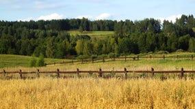 Villaggio Immagine Stock Libera da Diritti