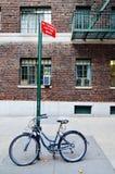 Villaggio ad ovest, NYC, U.S.A. Fotografie Stock Libere da Diritti