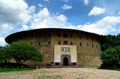 Villaggio antico cinese Immagine Stock Libera da Diritti