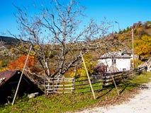 Villaggio bulgaro Immagine Stock Libera da Diritti