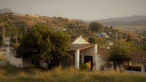 Villaggio-campagna Andalusia Spagna Europa della Alba-MONETA fotografie stock