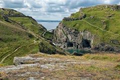 Villaggio celtico Fotografia Stock Libera da Diritti