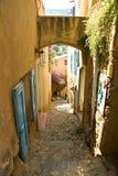 Villaggio corso Fotografia Stock