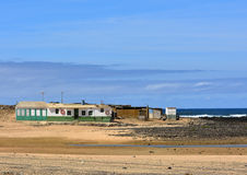 Villaggio dei pescatori Immagine Stock Libera da Diritti